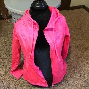 A zip up Jacket!